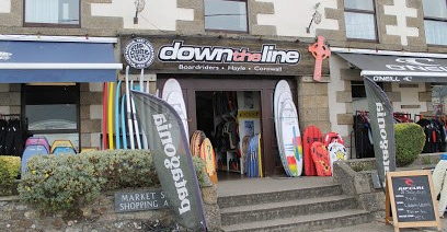 Down the Line surf in Hayle
